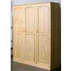 供应实木家具之大衣柜