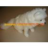 供应毛绒玩具---小白狐