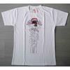 供应郑州远尧广告衫文化衫厂家直销质量保证质量的空白批发带印花