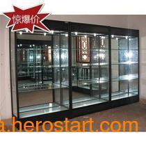 供应玻璃展柜