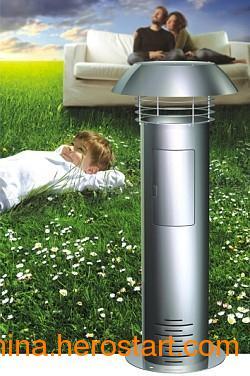 供应户外灭蚊器,酒店、别墅、小区用环保草坪灯式灭蚊器H-X5