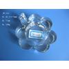 供应玻璃烛台 蜡烛台 玻璃烟灰缸 玻璃器皿玻璃制品