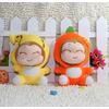供应22广东深圳毛绒玩具水果猴子