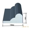 供应日新专EPS聚苯装饰线条,根据客户需要生产各种形状的线条