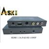 厂家供应 AV转HDMI 转换器 1080p