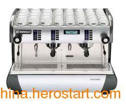 供应兰奇里奥双头专业半自动咖啡机
