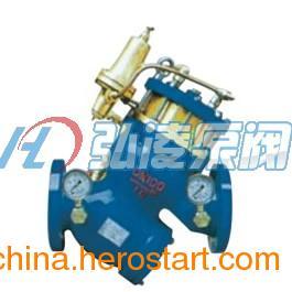 供应YQ98001型过滤活塞式可调减压阀