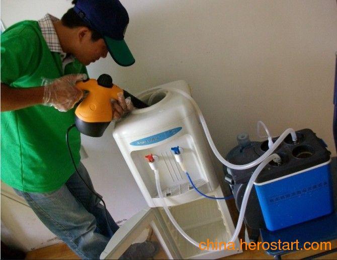 供应饮水机清洗机,饮水机清洗消毒设备
