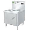 东莞厨房设备厨具厂供应环保节能新型产品 电磁连体锅小炒炉feflaewafe
