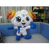 专业吉祥物设计制作生产 大量供应各种毛绒填充吉祥物