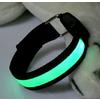 供应LED发光 闪光 缎带臂带