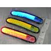 供应LED发光闪光反光晶格臂带