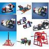 供应DHT环链电动葫芦/机动绞磨/汽油/柴油/机动绞磨/手推绞磨/电缆输送机/电缆放线架