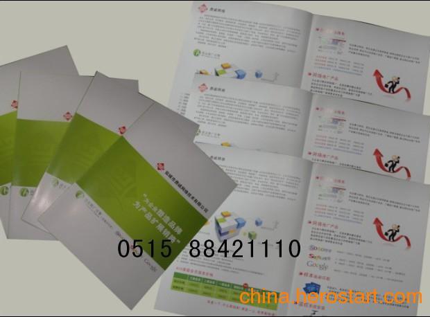 滨海  专业设计样本画册 平面设计 就来盐城鼎城网络有限公司feflaewafe