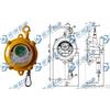 供应操作简单/小巧耐用的龙升弹簧平衡器,龙海起重专业提供
