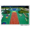供应海城塑胶篮球场地铺设.PU篮球场建设,EPDM幼儿园场地设计