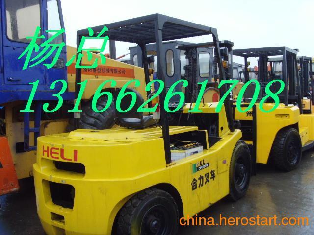 供应南京二手叉车、3吨叉车、物流叉车转让、仓储叉车设备