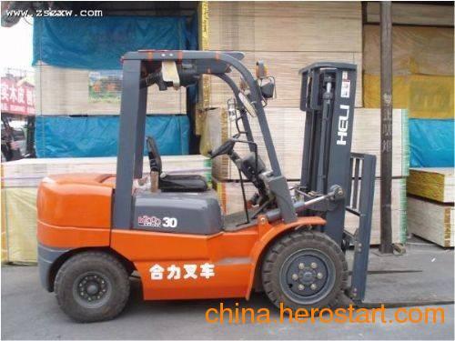 供应柴油合力叉车新出厂价格多少,出售二手新合力叉车3.6万