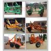 供应多功能电缆拖车,电力多功能放线车,电缆盘收线车
