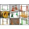 供应电缆放线架、液压放线架、机械放线架、电缆线盘架