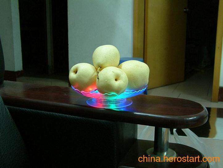 供应发光水果盘