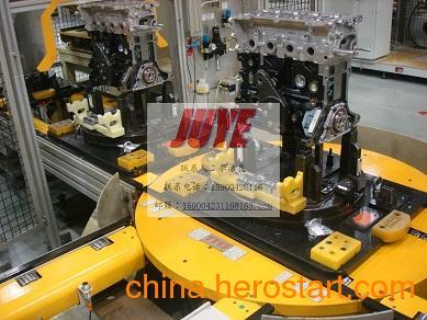 供应汽车发动机装配线,缸盖生产线,汽车水泵装配线,仪表盘装配高清图片