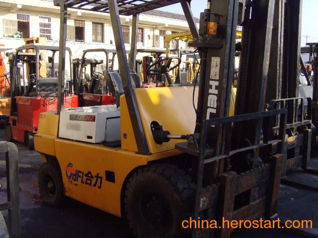 大量供应二手合力叉车,杭州二手叉车,TCM二手叉车,二手叉车