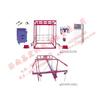 供应气动型斜巷跑车防护装置