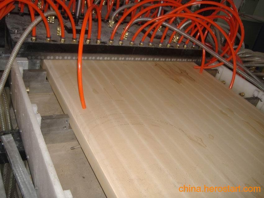 供应PVC木塑复合门板设备