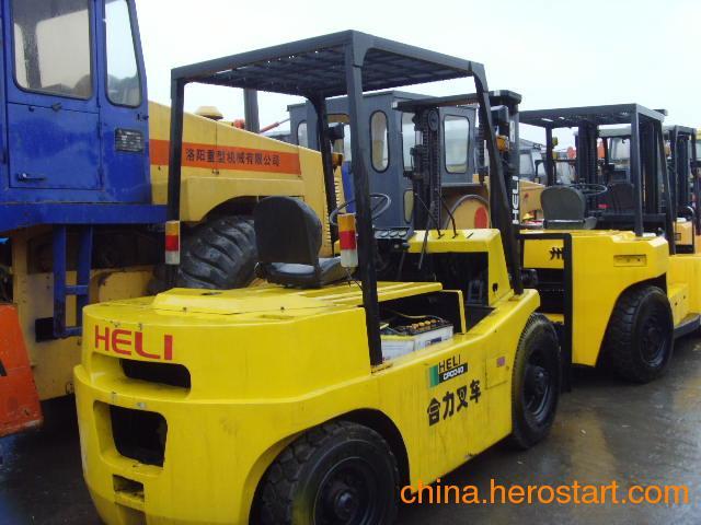 供应二手2吨叉车网、上海沪越二手合力叉车市场、二手3吨叉车
