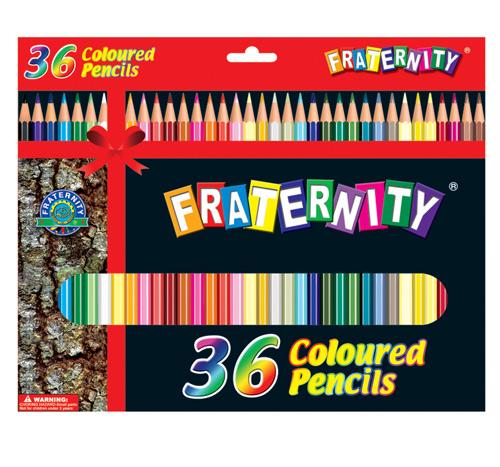 供给0425初级彩色铅笔