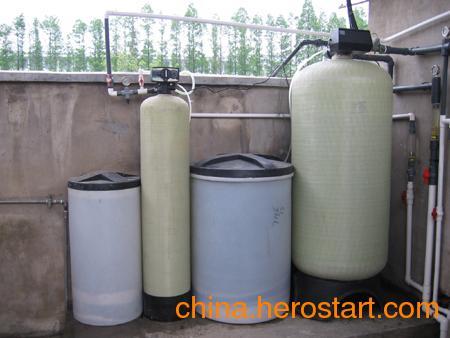 供应宾馆锅炉用软水器
