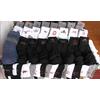 供应名优中筒运动袜/涤棉袜/长款运动袜子批发厂家