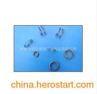 供应 波形弹簧、塔形、密卷、疏卷等各种形状
