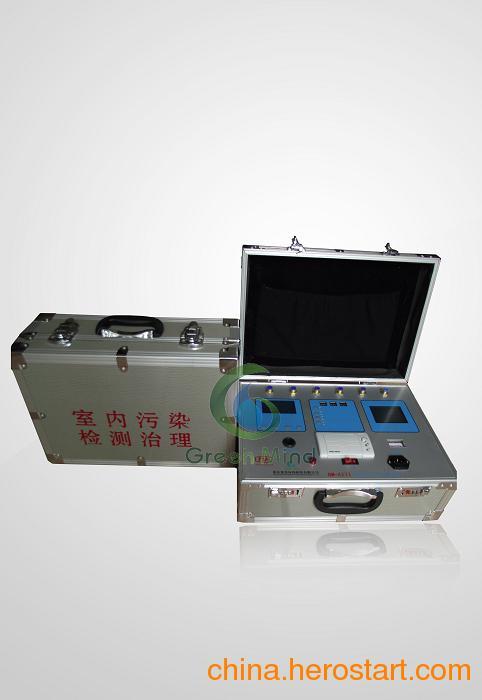 上海供应室内空气甲醛气体检测仪器|装修污染气体质量仪