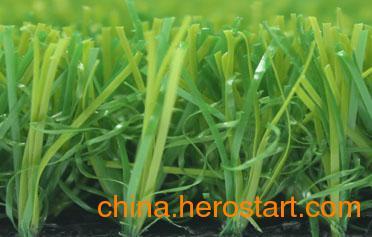 供应25L49Z33G2三色草,花园装饰人造草,休闲绿化人造草