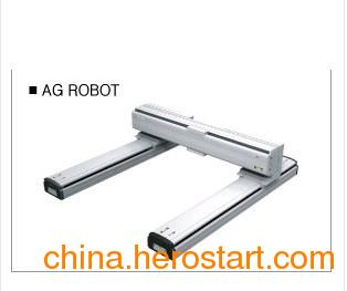 供应阿尔帕滚珠丝杆直角坐标机器人- AG龙门吊型机器人