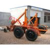 供应收放线两用电缆拖车价格 收放线两用电缆拖车生产厂家