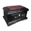 厂家供应木雕骨灰盒|祭祀骨灰|殡葬骨灰