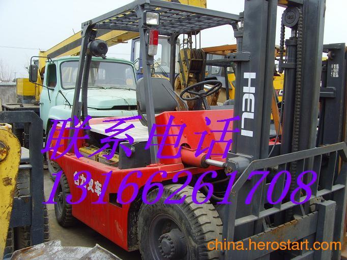 供应柴油|电瓶|侧移|前移式二手叉车|上海直销商