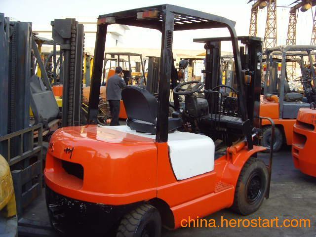 供应二手叉车|苏州|合力|杭州|大连等二手叉车