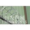 供应刀片刺铁丝 不锈钢刀片刺铁丝 机场防护网 墙头防护网
