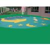 供应天津幼儿园塑胶铺装报价--幼儿园运动地板施工