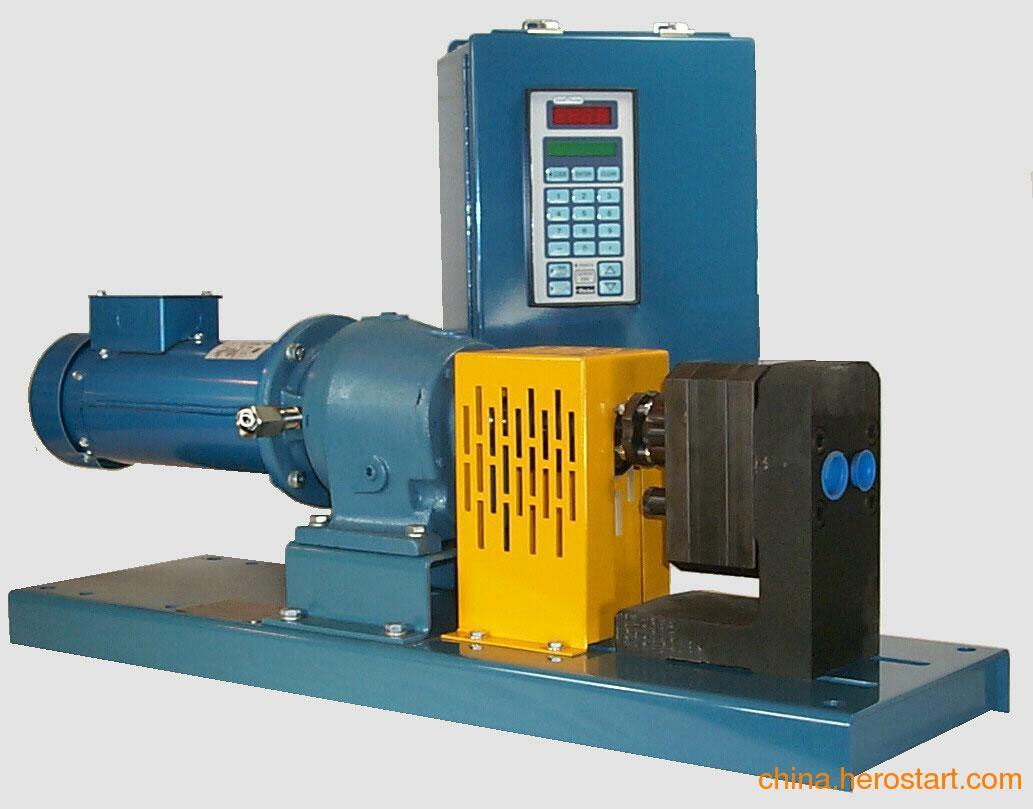 供应Zenith HLB纺丝精密计量泵 化纤泵