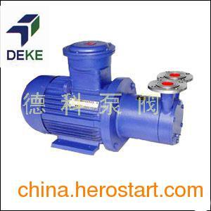 供应CW型磁力驱动漩涡泵
