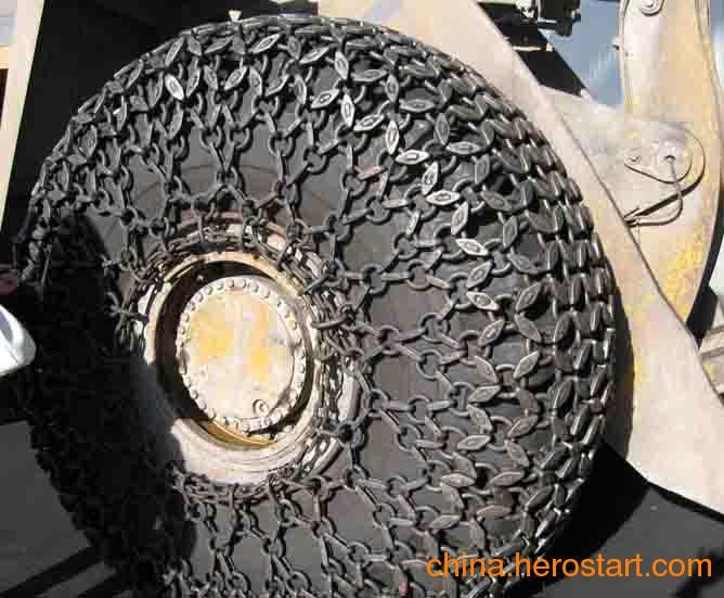 供应销售ZL20装载机轮胎保护链