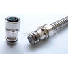 供应勒安带电缆夹紧金属软管接头|金属软管电缆防水接头|金属软管电缆锁头