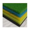 供应机械防尘除尘海绵 水族箱过滤颜色海绵 透气网状开孔海绵