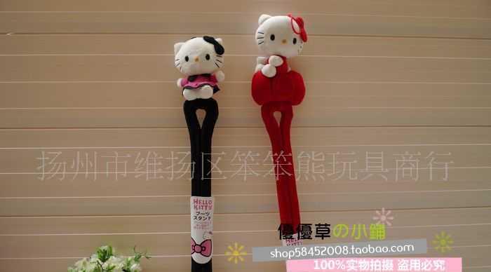 正版Sanrio Hello Kitty 凯蒂猫 KT干燥除臭靴撑 鞋撑 靴夹 靴棒