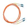 供应sc双芯多模单模跳线价格 双芯单模跳线生产厂家
